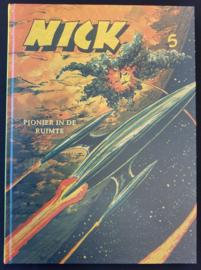Nick de Ruimtevaarder  - deel 5 - hc - 2021 - NIEUW!