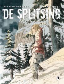 De Splitsing - Deel 2  -  Verzet - hc - 2021 - NIEUW!
