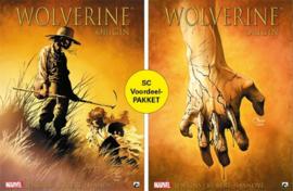 Marvel - Wolverine Origin - voordeelpakket - delen 1 en 2  - sc - 2020