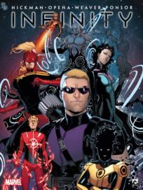 PRE-order - Marvel New Avengers -  Infinity -  deel 7  - sc - 2021 - NIEUW!