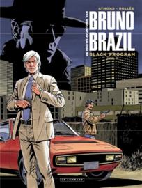 Bruno brazil, nieuwe avonturen 01. Black Program - sc - 2019 - NIEUW!