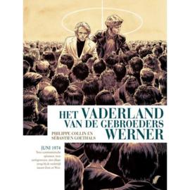 Het vaderland van de gebroeders Werner (oneshot) - hardcover - 2021 - Nieuw
