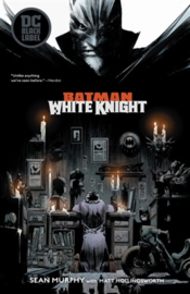 Dc black label Batman: white knight - engelstalig -  softcover
