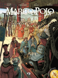 PRE-order - Marco Polo - Deel 2  - hardcover - 2021 - NIEUW!