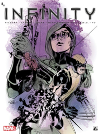 PRE-order - Marvel New Avengers -  Infinity -  deel 8  - sc - 2021 - NIEUW!