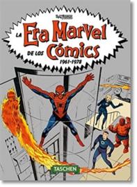 40 Marvel age of comics 1961-1978 - Taschen - engelstalig - hc - 2020