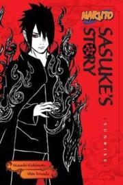 Naruto Novels - Sasuke's Story - Sunrise    - sc - 2017