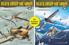 Black Sheep Squadron  - Voordeelpakket / kennismaking - delen 1 en 2 samen - hc - 2020 - NIEUW!