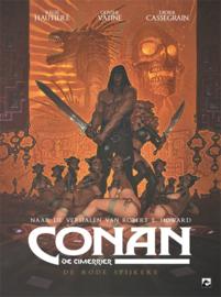 PRE-order - Conan - Deel 1 - De Rode Spijkers - hardcover - 2021 - NIEUW!