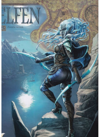 Elfen - Deel 25 - Zwarte Wraak - softcover - 2021 - Nieuw!