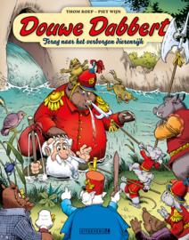 PRE-order - Douwe Dabbert - Deel 22 - Terug naar het verborgen dierenrijk - hc - 2021 - NIEUW!