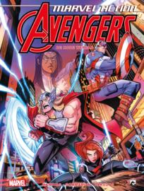 Avengers  - De rode wereld  -  deel 2   - sc - 2020