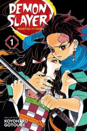 Demon Slayer: Kimetsu no Yaiba, Vol. 1  - sc - 2018