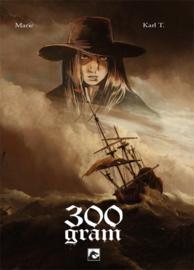300 gram - Compleet verhaal - met extra Art-print - hc - 2021 - NIEUW!