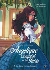 PRE-order - Angelique - Complot in het Paleis - deel 2 - sc - 2021 - NIEUW!
