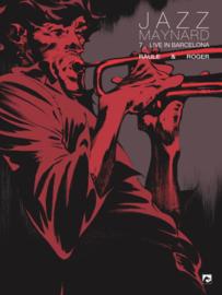 PRE-order - Jazz Maynard - deel 7 - Live in Barcelona -  sc - 2021 - NIEUW!