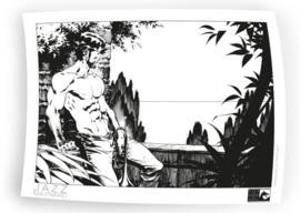 PRE-order - Jazz Maynard Collectorspack - deel 7 - Live in Barcelona - + dossierschrift en extra artprint sc - 2021 - NIEUW!