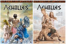 PRE-order - Achilles - Deel 1 en 2 samen - hc - 2021 - NIEUW!