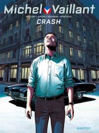 Michel vaillant seizoen 2 - Crash - deel 4 - sc - 2019 (herdruk)