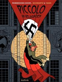 PRE-order - Robbedoes door - Piccolo in veldgroen -  deel 05 - sc - herdruk - 2021 - Nieuw!