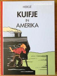 Kuifje - Kuifje in Amerika  - in kleur  -  hc - 2020
