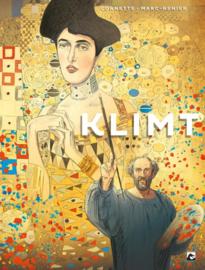 PRE-order - Klimt - oneshot - hardcover - 2021 - NIEUW!