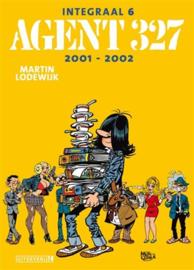 Agent 327 - Integraal - deel 6 - hc - 2020 - NIEUW!