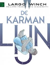PRE-order - Largo Winch - deel 23 - De Kármánlijn - hc - 2021 - Nieuw!