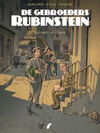 De Gebroeders Rubinstein - Deel 2 - De kapper van Sobibor - hardcover - 2021 - Nieuw!