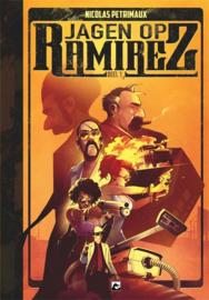 PRE-order - Jagen op Ramirez - deel 1 (1/3) - hc - 2021 - NIEUW!