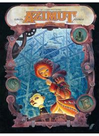 Azimut - deel 5 - De laatste Winterprik  - hardcover - 2021 - Nieuw!