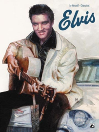 PRE-order - Elvis Presley - hc - 2021 - NIEUW!