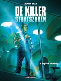 Killer, De - Staatszaken - deel 1 - hc - 2020 - NIEUW!