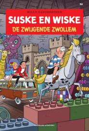 Suske en Wiske  - De Zwijgende Zwollem - deel 354 - sc - NIEUW!
