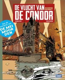 PRE-order - Soames & Co - De vlucht van de Condor - hc - 2021 - NIEUW!