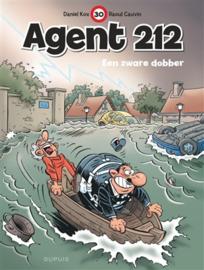 Agent 212 - Een zware dobber - deel 30 - sc - 2021 - Nieuw!