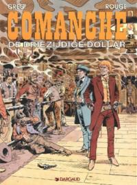 Comanche - De driezijdige Dollar - deel 12 - sc - 1ste druk  - 1992