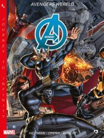Marvel New Avengers - Journey Infinity -  deel 4 Avengerswereld  - sc - 2020 - NIEUW!