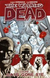The Walking Dead - Deel 1 - Days gone bye - Engels - sc - 2014