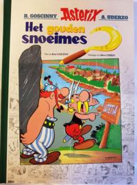 Asterix  - Het gouden Snoeimes - deel 2 - Grootformaat / linnen rug  - hc - 2021 - Nieuw!