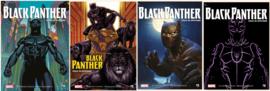 Black Panther    - Combinatie aanbieding: Delen 1 t/m 4 samen -   sc - 2020