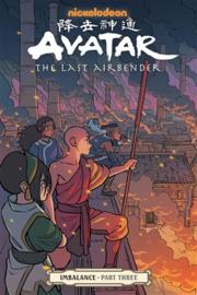 Avatar - The last Airbender 17 - Imbalance part three - sc - 2019