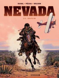 Nevada - Deel 2 - Route 99 - hc - 2021 - Nieuw!