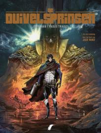 De Duivelsprinsen - Deel 1 - De Sterrenkoning - hardcover - 2021 - Nieuw!