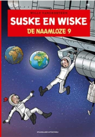 PRE-order - Suske en Wiske - De naamloze 9 - deel 359 - sc - 2021 - NIEUW!