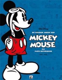 Mickey Mouse - De Gouden jaren van Mickey Mouse - Deel 1 - 1936/1937  - grootformaat hc - 2014