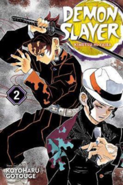 Demon Slayer  Kimetsu no Yaiba Vol 2 - sc - 2018