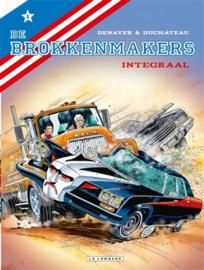 Brokkenmakers  - Integraal - deel 1 - hc - 2017