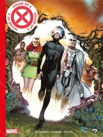 House of X - Deel 1 - Marvel - sc - 2021 - Nieuw!