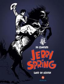 PRE-order - Jerry Spring - Integraal - deel 4 - Zand en Golven - hc luxe - gelimiteerde oplage - 2021- Nieuw!